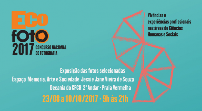 Cinead participa da curadoria do ECOFoto 2017