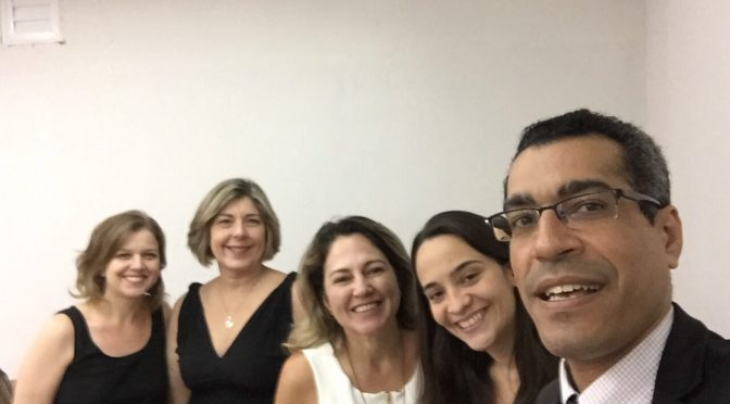 Professor William Soares participa de evento do GRAFE