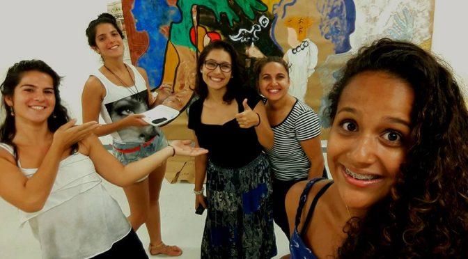 Professores da FE realizam oficinas de artes