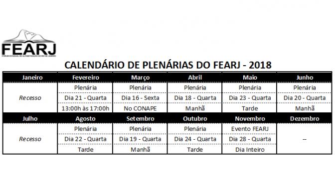 Fórum Estadual de Alfabetização do Rio de Janeiro divulga calendário 2018