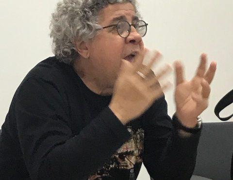 Encerramento do curso de extensão Ler e Escrever na Escola recebe Cesar Cardoso