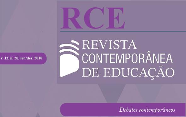 Revista Contemporânea de Educação publica nova edição