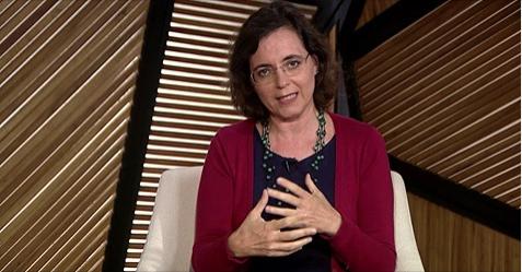Professora Silvina Fernández participa de programa da TV Escola