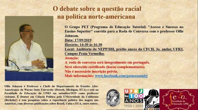 O debate sobre a questão racial na política norte-americana