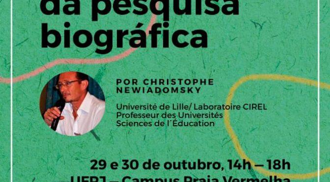 Minicurso com Christophe Newiadomsky