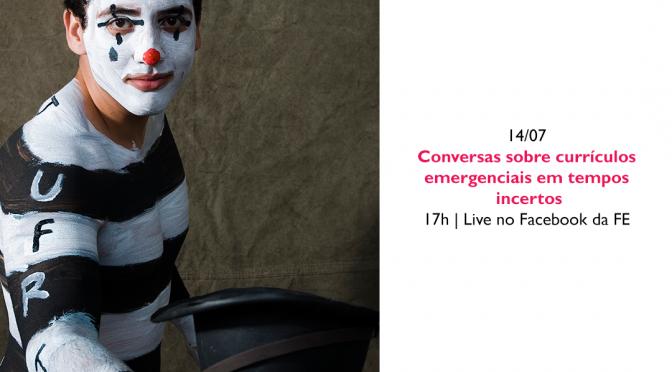 #TomeNota – Agenda semanal de 13/07 a 17/07