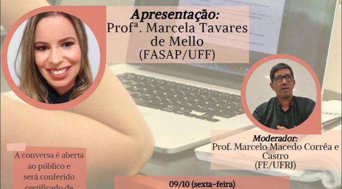 GRAFE convida – Escrita na universidade: teoria e práticas