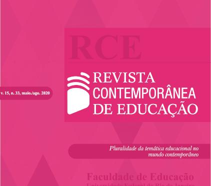 Revista Contemporânea de Educação: Pluralidade da temática educacional no mundo contemporâneo