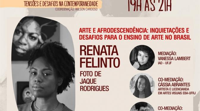 Arte e afrodescendência: inquietações e desafios para o ensino de arte no Brasil